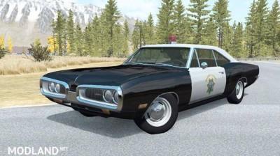 Dodge Coronet California Highway Patrol v 1.1 [0.13.0]